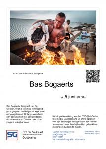 CVO Brugge nodigt Bas Bogaerts uit