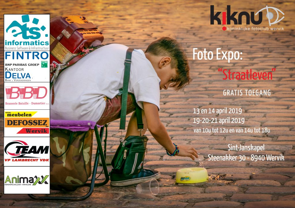 expo straatleven